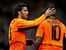 Van Nistelrooy en Kluivert: precies even oud, totáál verschillende carrières