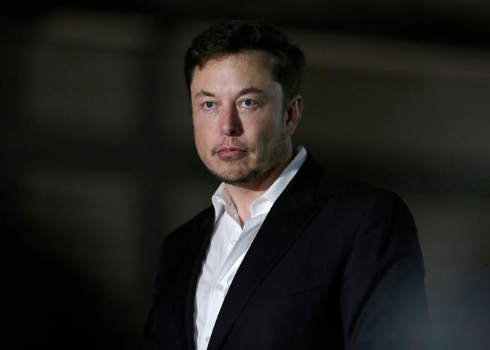Tesla-baas Elon Musk
