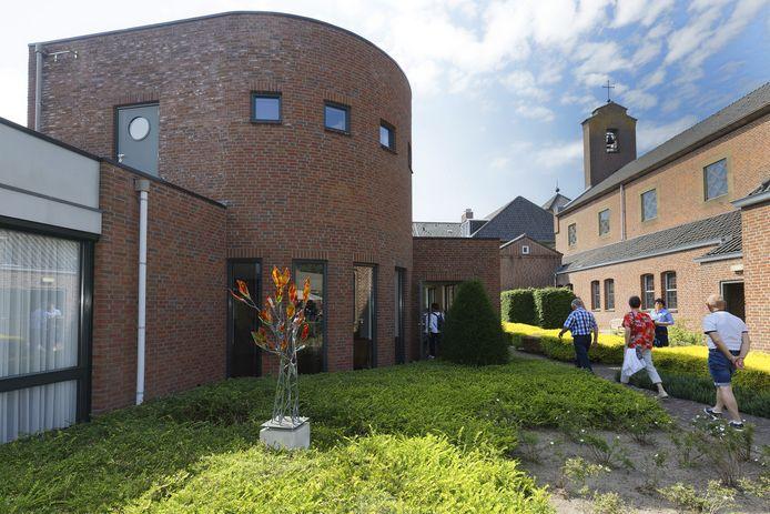Hospice Anna in Wijbosch werd in januari  2019 officieel geopend.