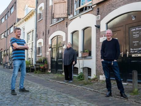 Kunstenaars vrezen ateliers kwijt te raken in hartje Zutphen: 'Ze kiezen voor stenen in plaats van bezieling'