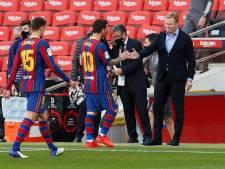 Koeman over gesprek bij Messi thuis: 'Heb gezegd dat ik zijn onmin met de club niet kan veranderen'