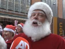 Coca Kersttruck in Den Haag: 'Rendieren mochten stad niet in'