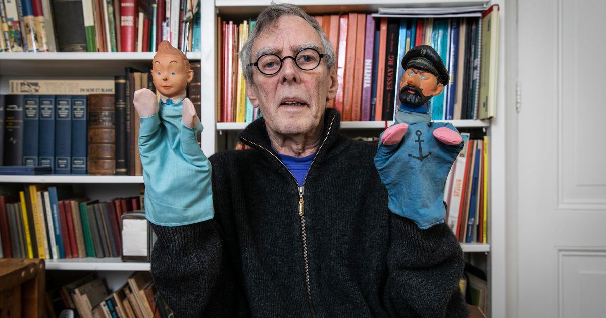 Kuifje 90 jaar expert legt uit waarom de strip en for Schepper van de stripfiguur kuifje