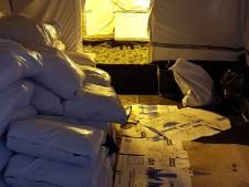 Hagenees gepakt bij 'levensgevaarlijke' wietplantage in woning Zutphen