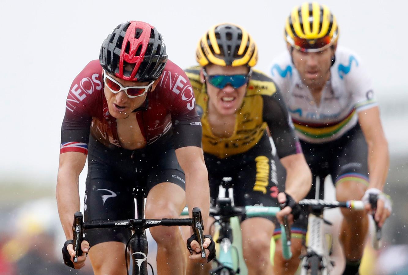 Thomas, Kruijswijk en Valverde.