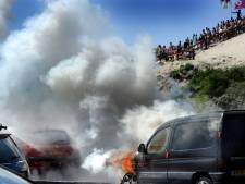 Aantal autobranden in Zeeland neemt toe