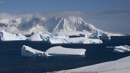 Intussen op de Zuidpool: nieuw record van bijna min 100 graden