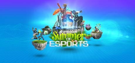 Rotterdam lanceert 'Summer of Esports', waar sport en gaming elkaar ontmoeten