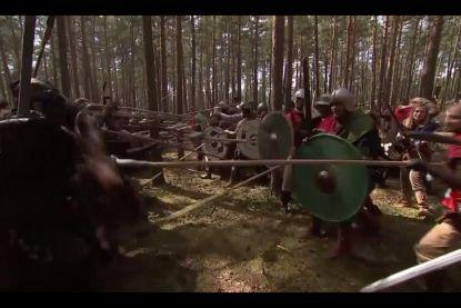 Video: Orks, elven en hobbits vechten op leven en dood