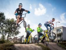 Modder op BMX-baan Hattemerbroek behoort straks tot het verleden