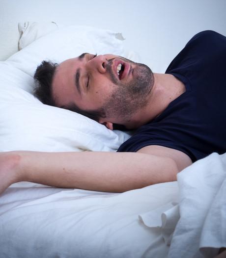 Slapen zonder stikken dankzij tongzenuwstimulator