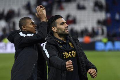AS Monaco opnieuw leider in Ligue 1 na zege in Lyon