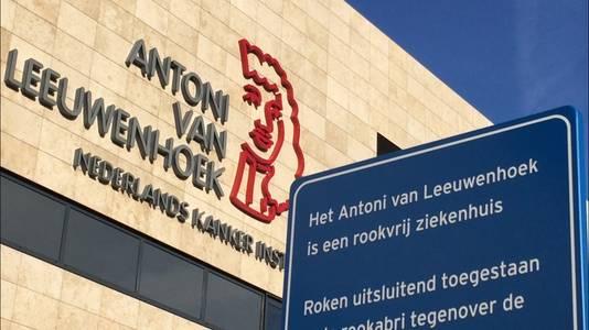 Het Antoni van Leeuwenhoek ziekenhuis gaat de juridische strijd met tabaksproducenten aan.