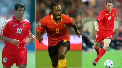 Terugkomen uit internationaal voetbalpensioen: deze Duivels deden het in het verleden