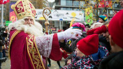 Sint meert op 17 november aan op Eilandje in Antwerpen