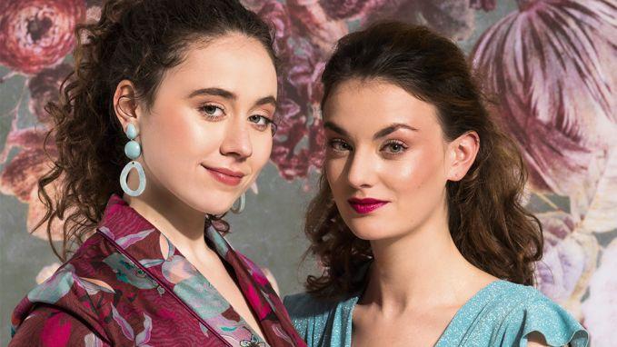 """Actrices Sofia Ferri en Violet Braeckman nu in NINA: """"Feminisme voorbij? Wij zijn nog maar net begonnen, man"""""""