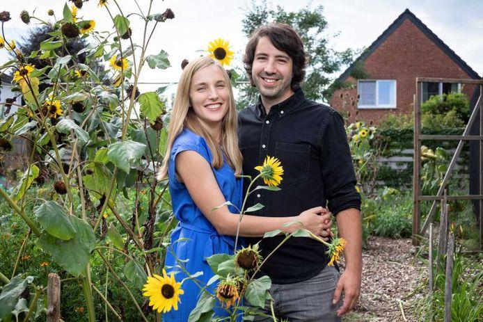 Enya Hooyberghs (30) en Ricardo Marte (30) uit Arendonk