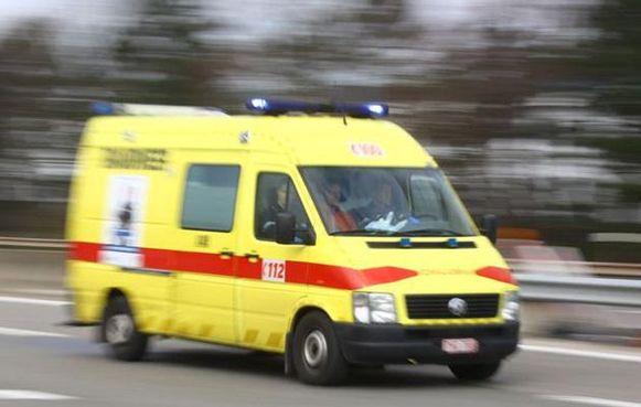 Les services de secours de Wallonie picarde.