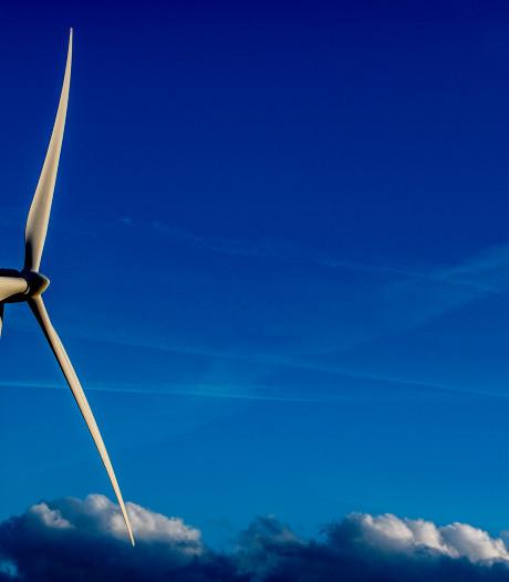 Maximaal vier windmolens langs A73 gemeente Heumen