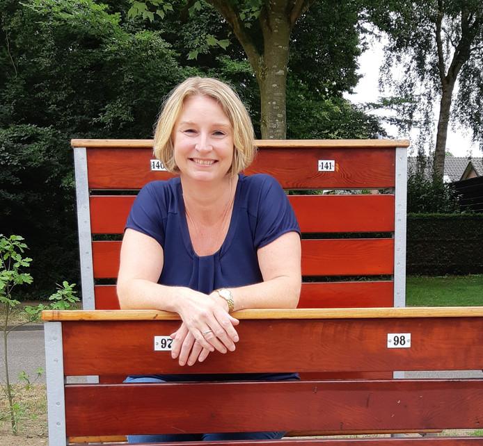 Debbie Stojancic (45), docent aan het Veluws College Twello.