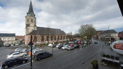 Bornem Bruist palmt weekend lang Kardinaal Cardijnplein in