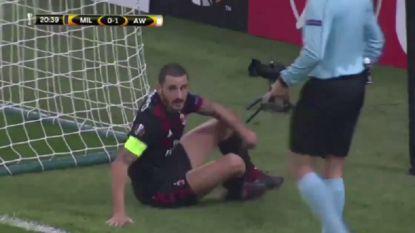40 miljoen euro levert je nog weinig op dezer dagen: toptransfer AC Milan gaat de wereld rond, maar (opnieuw) om de verkeerde reden