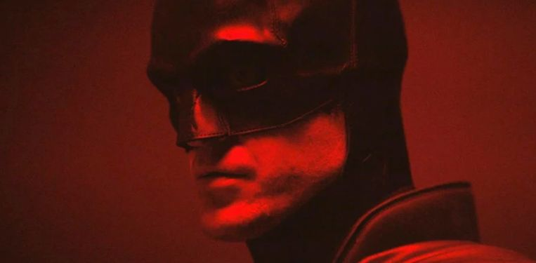 Robert Pattinson als Batman.