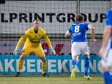 Tukker Telgenkamp minst geklopte doelman in eerste divisie