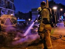 Enschede opnieuw opgeschrikt door autobrand