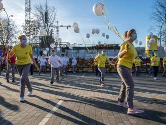 Woonzorgcentrum Meulenbroek houdt pakkend herdenkingsmoment voor alle overleden bewoners