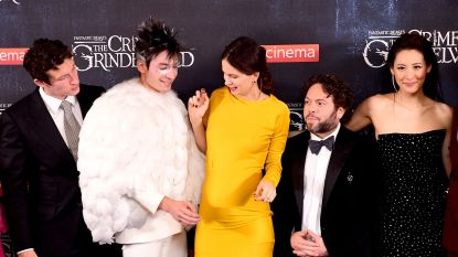 'Fantastic Beasts'-actrice in verwachting