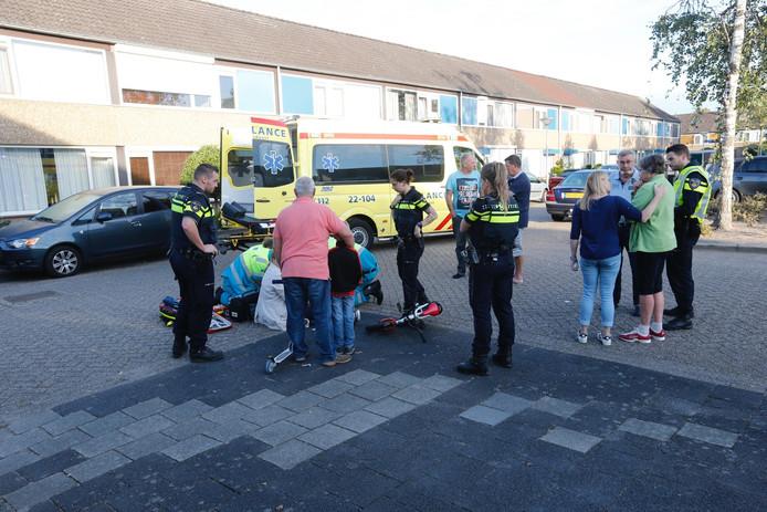 Kindje aangereden in EIndhoven