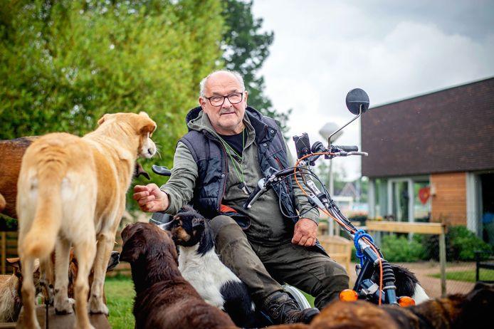 Jeroen Hilthorst is opzoek naar vrijwilligers voor zijn project.
