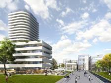 Apeldoorn wil tweede iconisch gebouw in binnenstad. En ja, dat mag ook hoog zijn.
