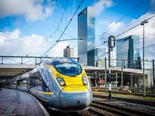 Supersnelle trein tussen Londen en Amsterdam ingewijd