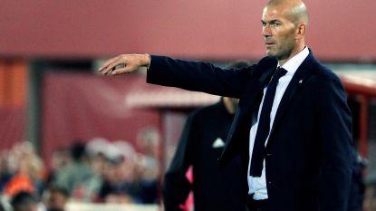 """Zidane na nederlaag bij promovendus: """"Het probleem ligt niet bij de spelers, maar we moeten regelmaat vinden"""""""