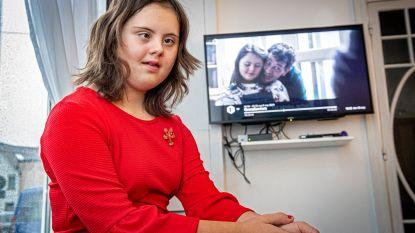 """Hoe downmeisje (13) in 'Grenslanders' meteen hart stal van Koen De Bouw: """"Hallo, ik ben Luna, je dochter op tv"""""""