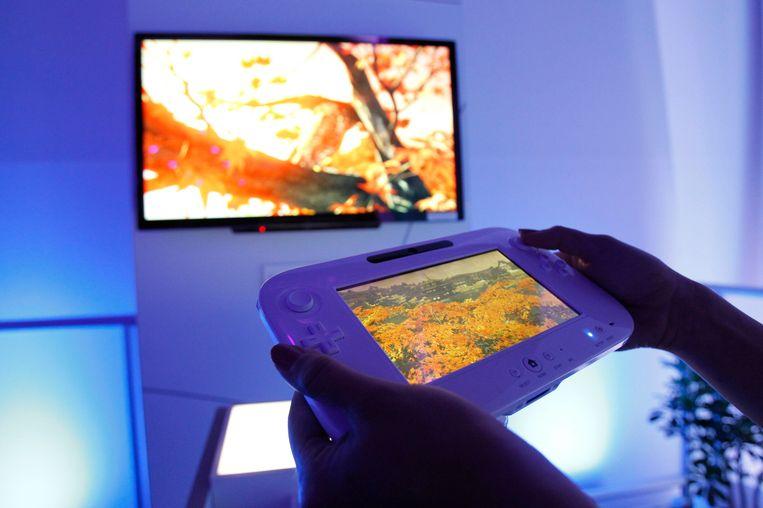 Wordt de nieuwe Nintendo Wii net zo revolutionair als zijn voorganger? Beeld reuters