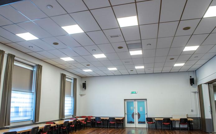 GroenLinks wil dat alle bedrijfspanden overstappen op ledverlichting.