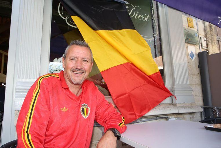 Uiteraard is Bruno fan van België. Volgens hem zijn Duitsland en Spanje onze grootste concurrenten voor de wereldtitel.