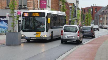 Boombakken zorgen voor onveilige verkeerssituatie