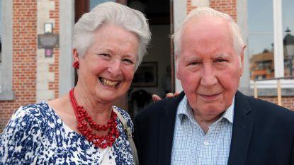 Edgard en Marie vieren 50 jaar huwelijk
