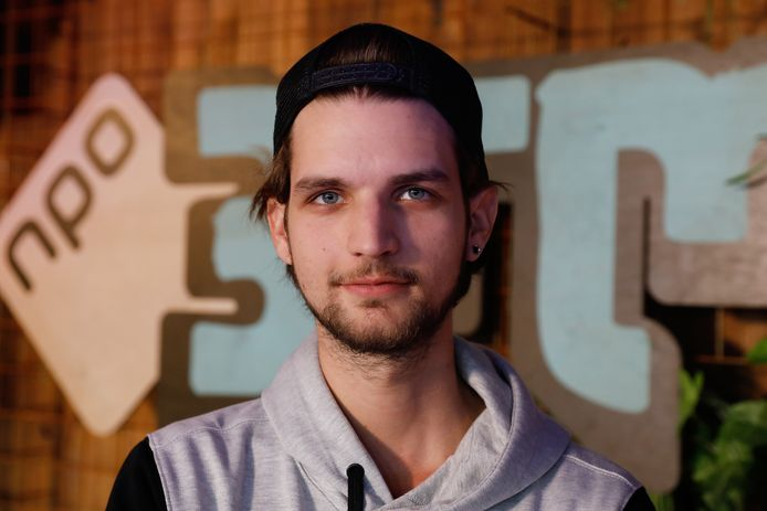 YouTuber Kaj van der Ree.