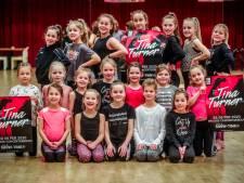 Dansers van Rose de Leyn stomen zich klaar voor Tina Turner