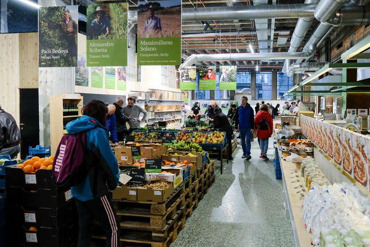 The Food Hub.