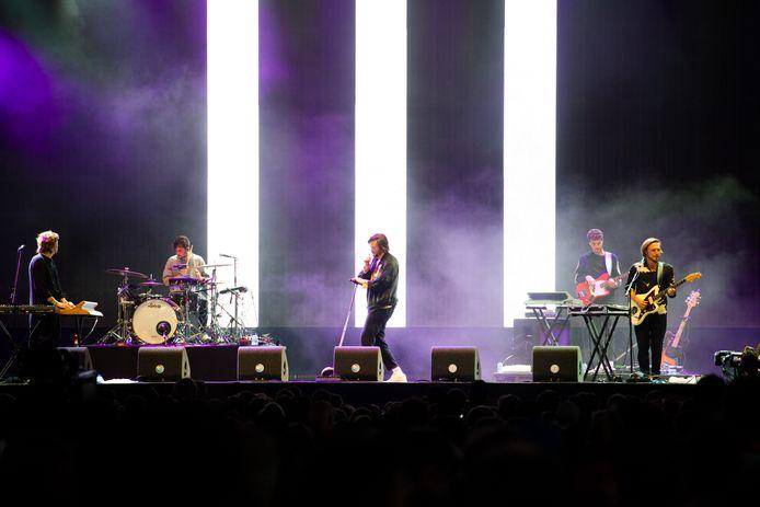 'Goud' van de band Bazart is de meest succesvolle Vlaamse single ooit.