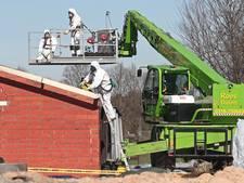 'Astronauten' verwijderen asbest buitengebied Ruurlo