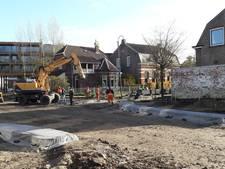 Kruising Gerlingsstraat in Rijen blijft langer een zandbak