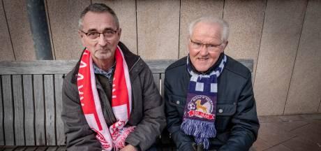 Derby Volharding-Olympia na bijna een halve eeuw terug: 'Ging met knikkende knieën naar Boxmeer'