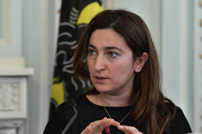 La ministre flamande du Tourisme Zuhal Demir (N-VA).